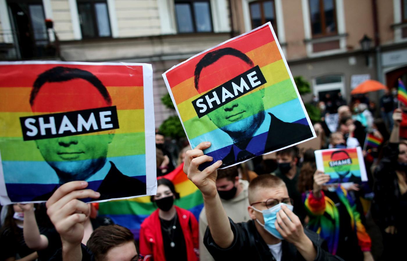 Польща: сила соціальних медіа
