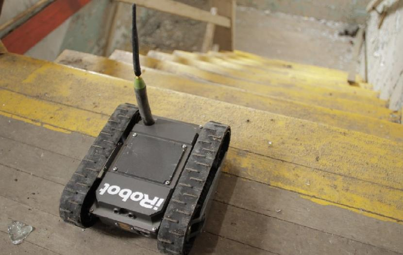 iRobot 110 FirstLook 1