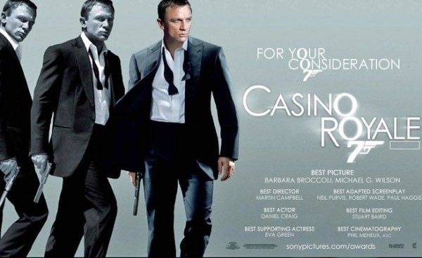 Plakat 'Casino Royale'
