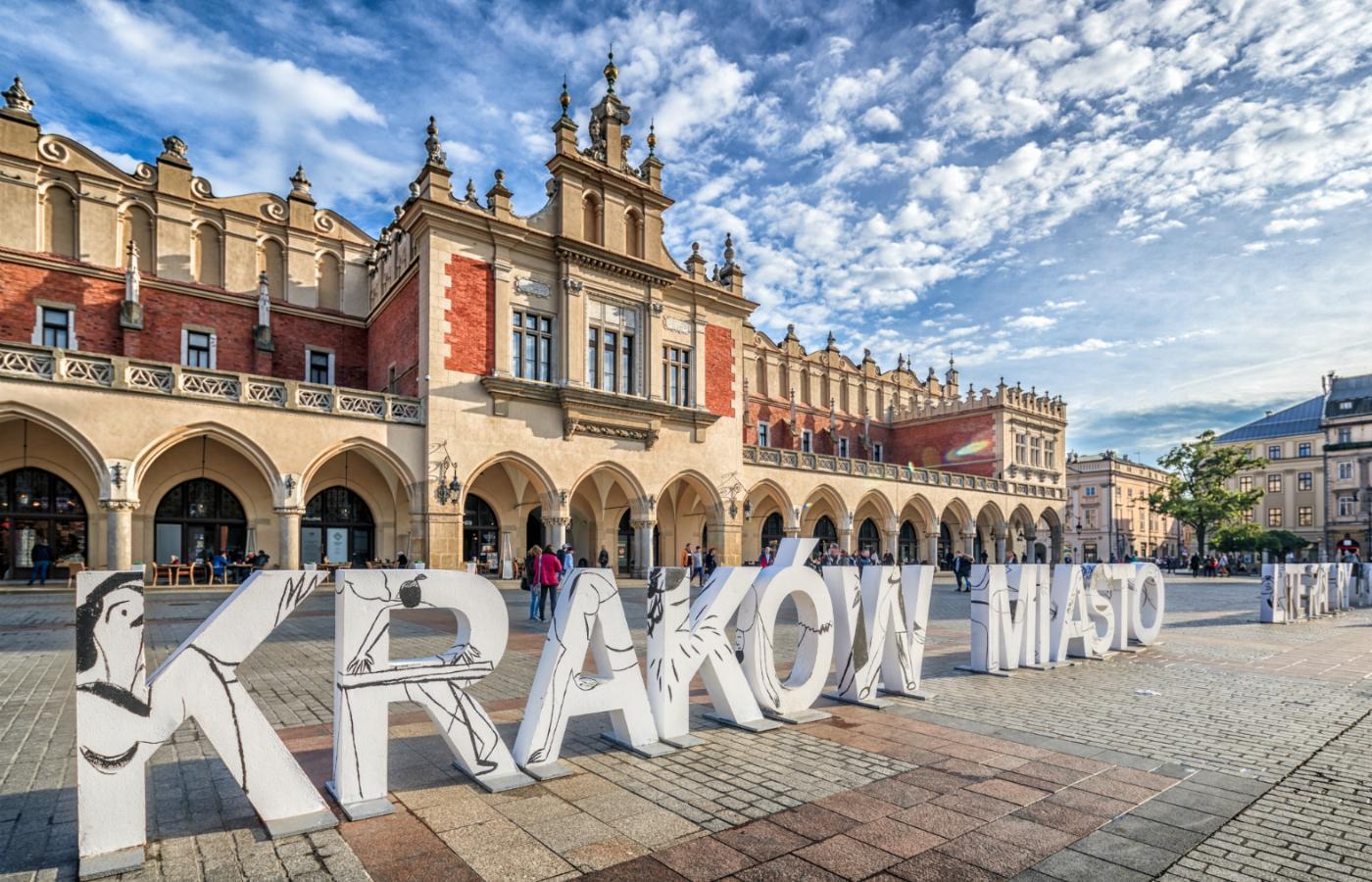 Kraków jedynym takim miastem literatury UNESCO - Polityka.pl