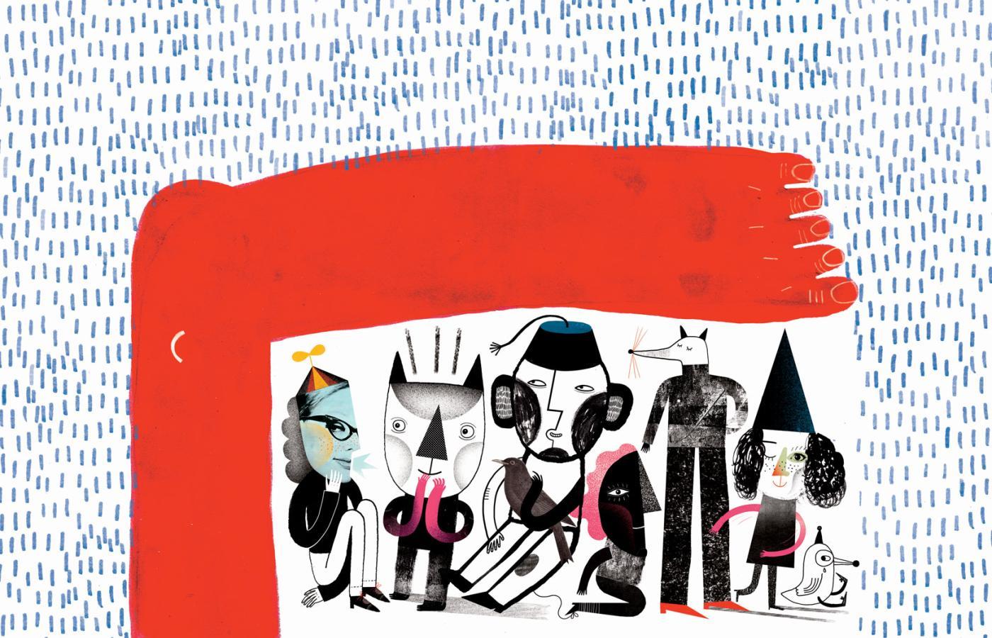 Ilustracje Dla Dzieci Sztuka Czy Chałtura Jak Rysuje Się