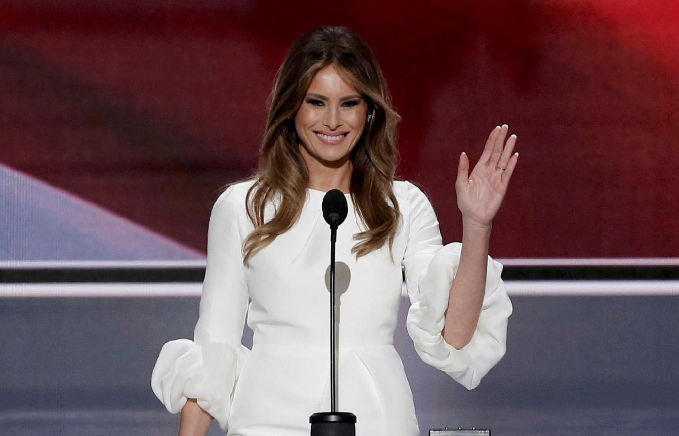1bb4b4988db Melania Trump. Kim jest nowa pierwsza dama USA?