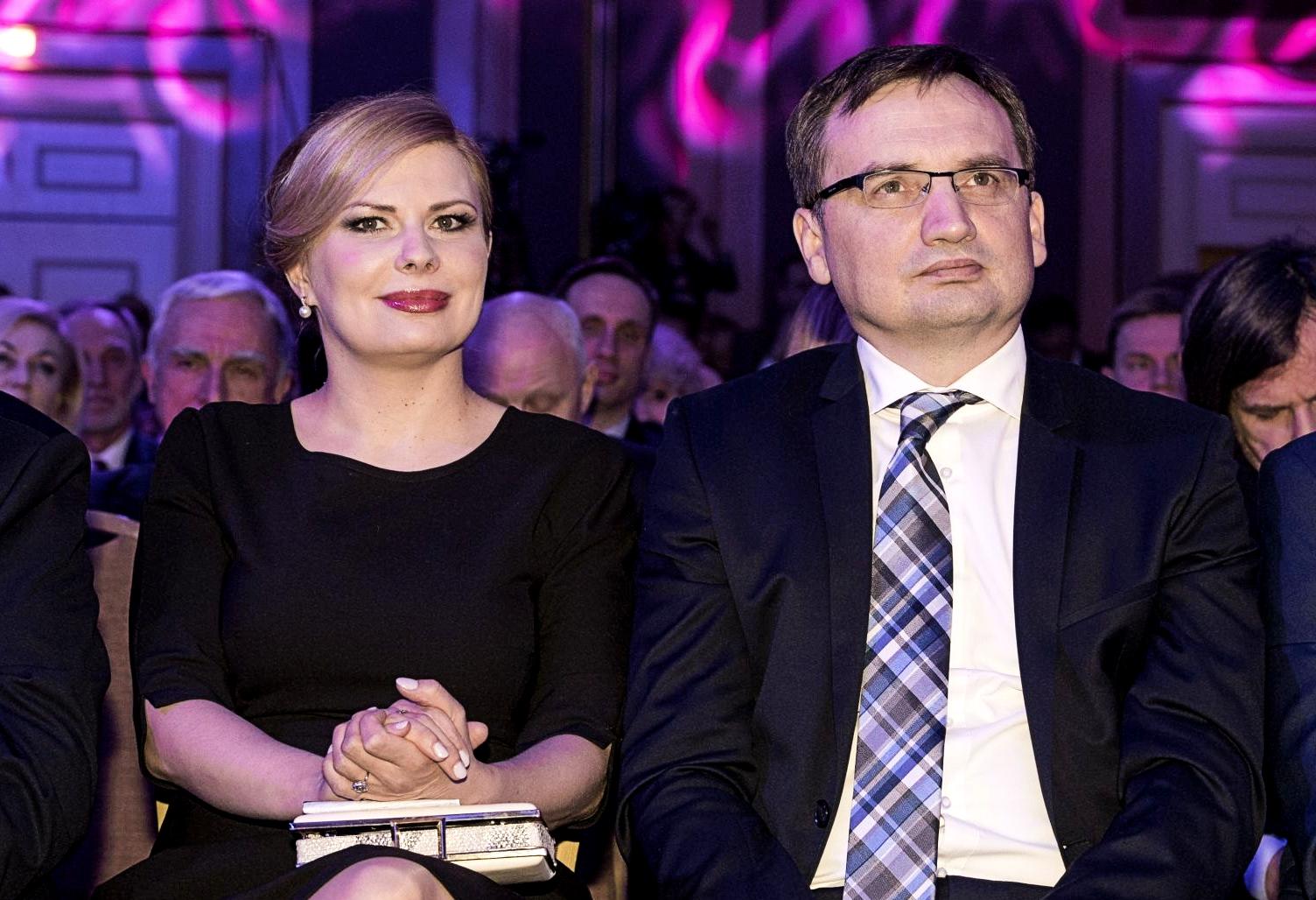 """""""GW"""": Niejasna przeszłość Patrycji Koteckiej, żony Ziobry - Polityka.pl"""