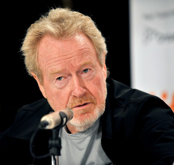 Ridley Scott, 'obcy w Hollywood'