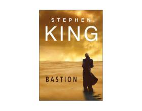 "14. ""Bastion"", Stephen King (5,11 proc. zestawień)."