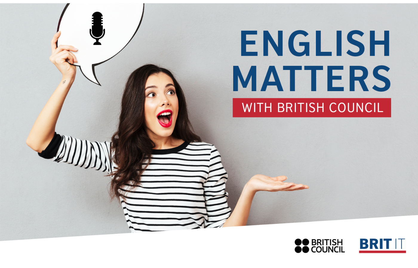 Podkast English Matters with British Council