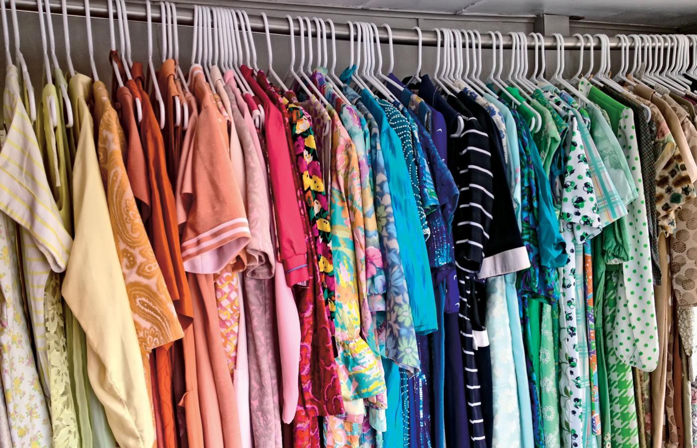 sprzedaż używanych ubrań przez internet
