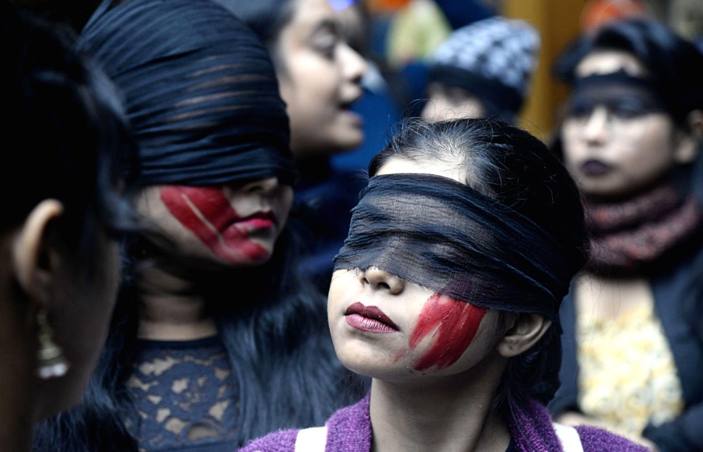 indyjski gwałt gwałtu