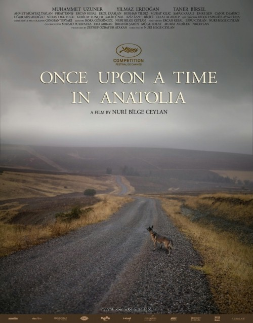 Zyskali na modzie na Turcję: plakat 'Once Upon the Time in Anatolia'.