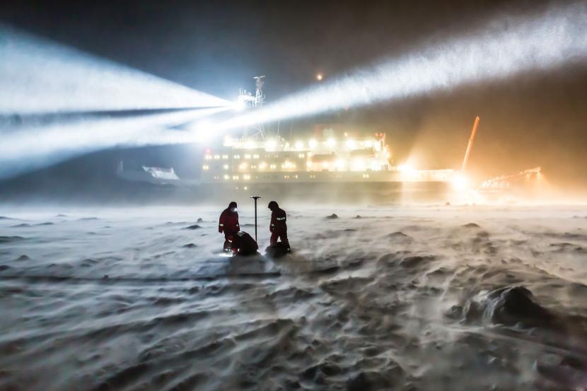 Arktyczny klimat zbada ekspedycja MOSAiC.