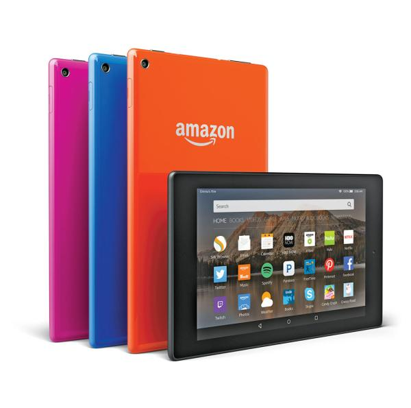 Tani tablet Amazona. Fire HD 8