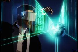 Johnny Mnemonic Hacks Into the Sony PlayStation Network
