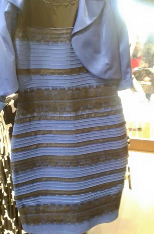 Internet Kloci Sie O Kolor Sukienki Oto Dyskusja Ktora Rozpala Zachodnie Media Polityka Pl