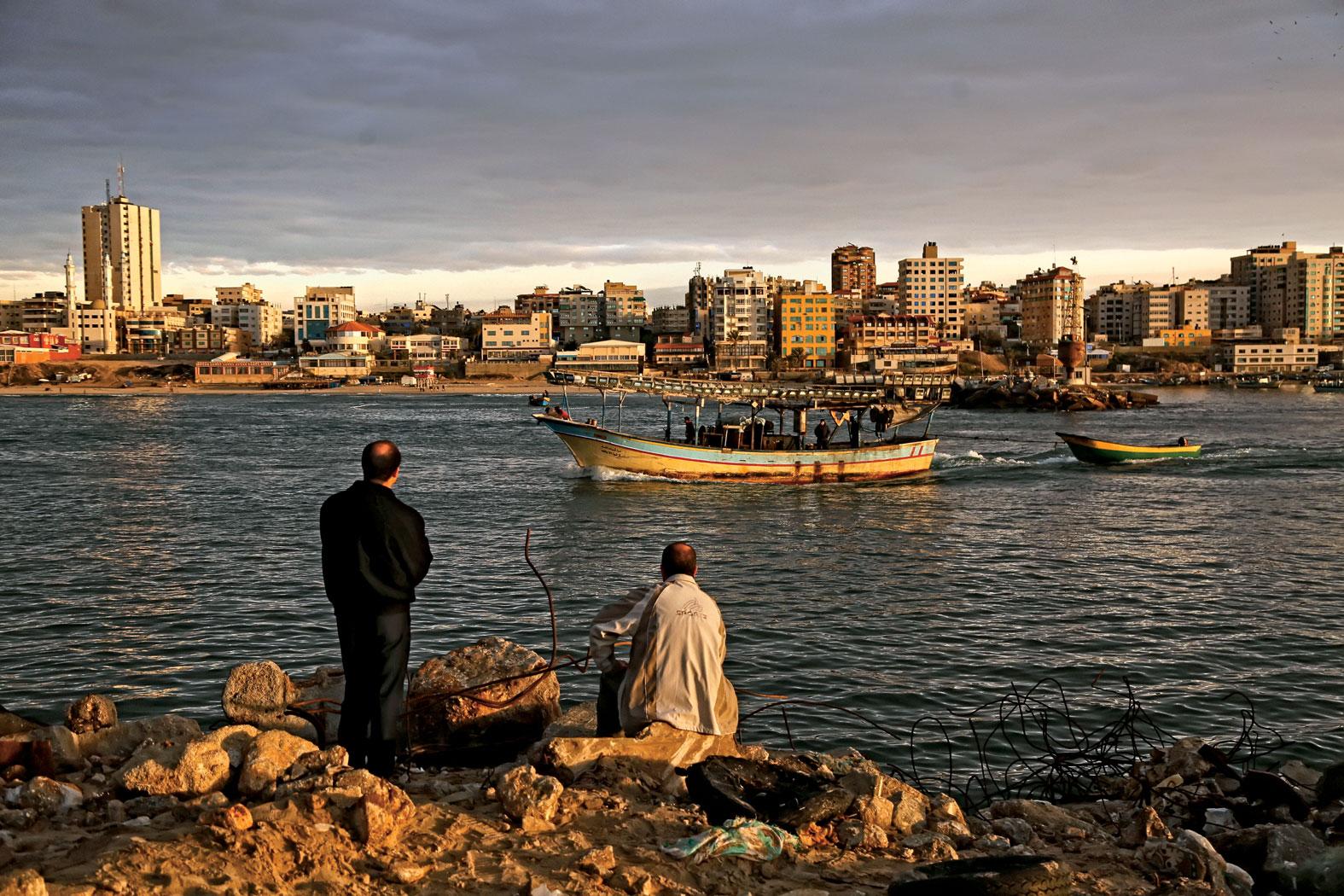Strefa Gazy Picture: Polki W Oblężonej Strefie Gazy