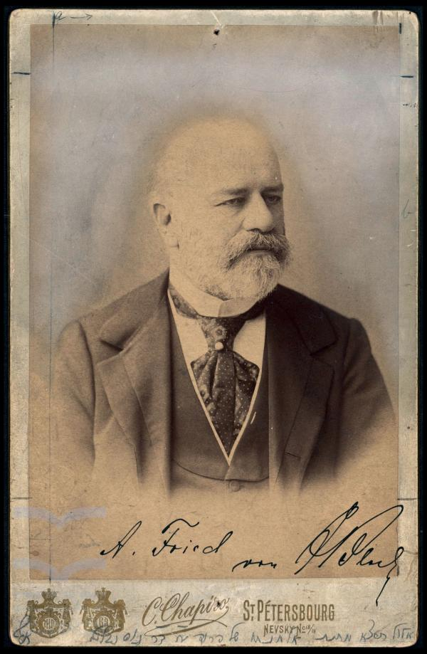Jan Bloch (ok. 1900 r.)