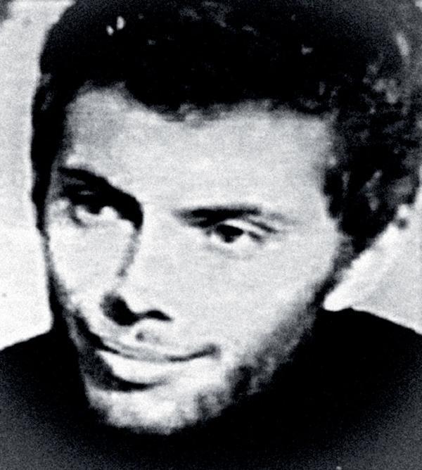 Józef Dajczgewand w II poł. lat 60.