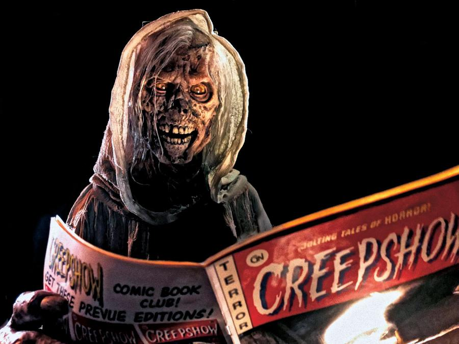 """Creepshow"", reż. David Bruckner"